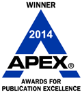 APEX 2014 award logo
