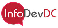 Logo for InfoDevDC