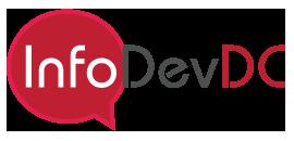 InfoDevDC logo