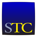 small STC logo square