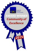 STC Excellence award ribbon