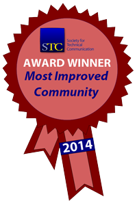 STC Community Achievement Most Improved ribbon