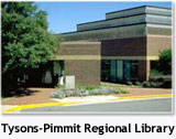 photo of Tysons-Pimmit Regional Library building