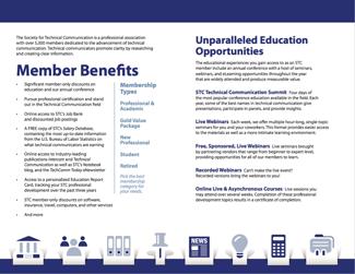 2018 STC Membership flyer page 1 325x251
