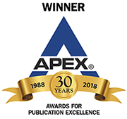 APEX Award 30th Anniversary 2018 Winner badge