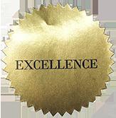CAA 2006 excellence award sticker