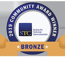 CAA 2019 Bronze award