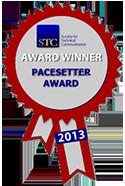 PaceSetter 2013 ribbon
