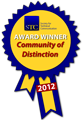 STC Distinction award ribbon