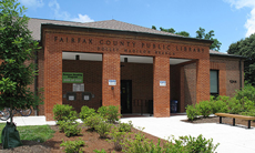 Photo of Dolly Madison Branch of Fairfax County Public Library