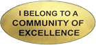 Oval Community Excellence award