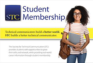 Cover of 2020 female flyer for student membership