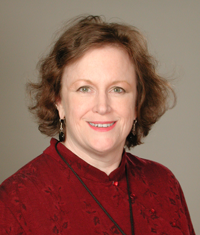 photo of Cynthia A. Lockley; photo credit: John Pagliuca