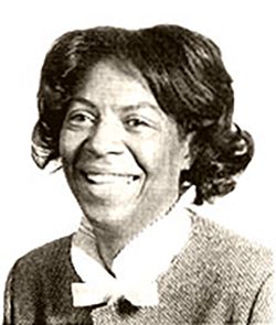 Photo of Shirley G. Carter