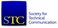 The STC logo: ultramarine blue background with powder blue for letter S and yellow letters for TC and logotype to the side