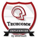 Techcomm Influencer badge