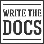 The Write the Docs logo